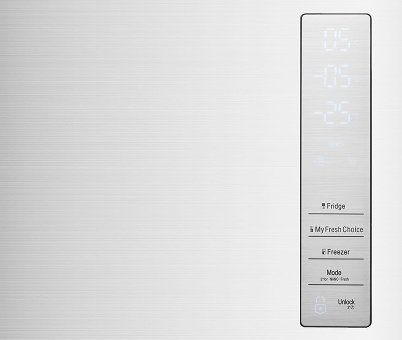 1-Affichage-LED-avec-Contrôle-Tactile