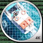 4k Logo preview