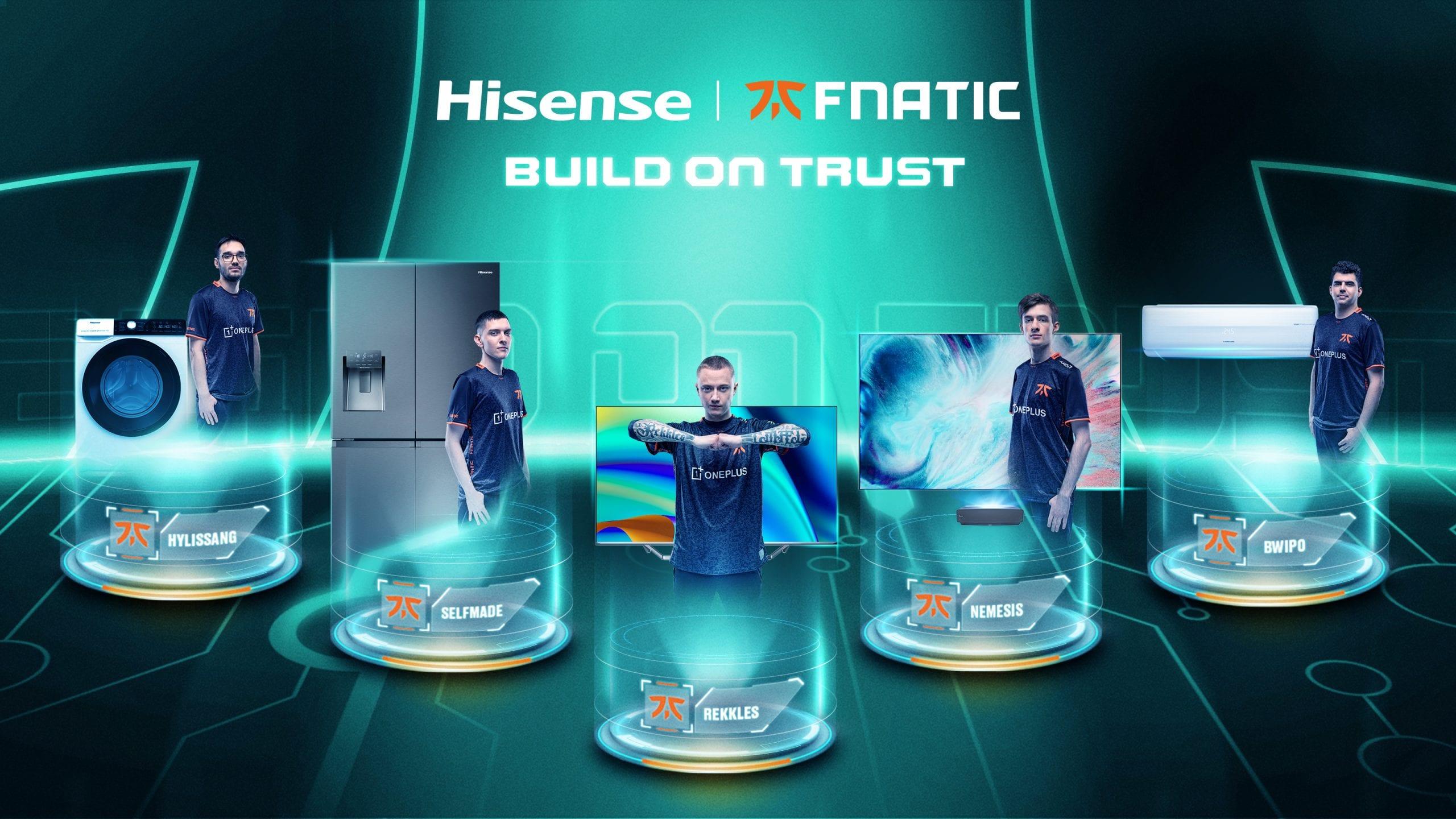 Profitez pleinement des consoles nouvelles générations avec Hisense